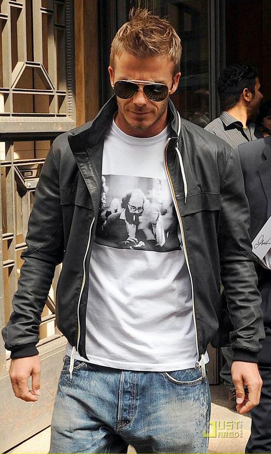 David beckham's 25 most stylish looks | what a stud | david.