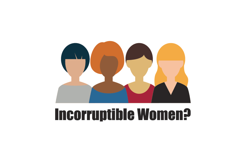 Incorruptible Women cover