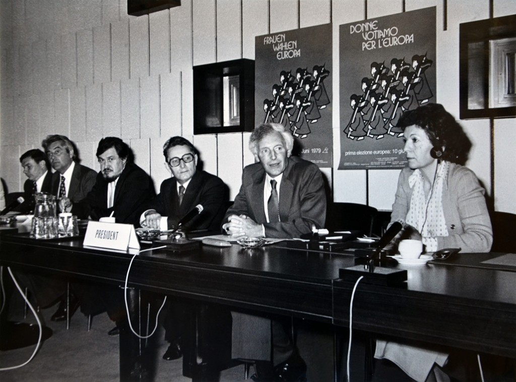 Convention of the women's press editors-in-chief. Brussels, April 1978 (HAEU, FDLV-70)
