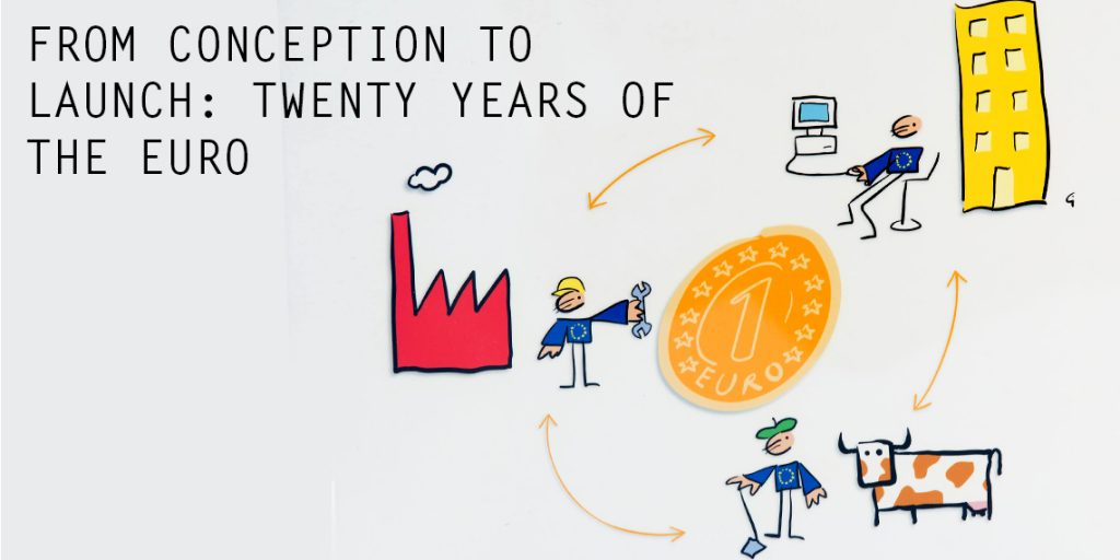 From Conception to Launch: Twenty Years of the Euro
