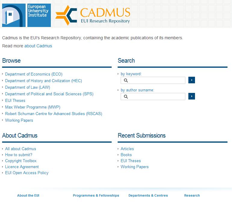 Cadmus2013