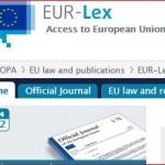 Eur-Lex