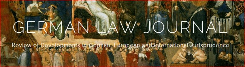GermanLawJournal
