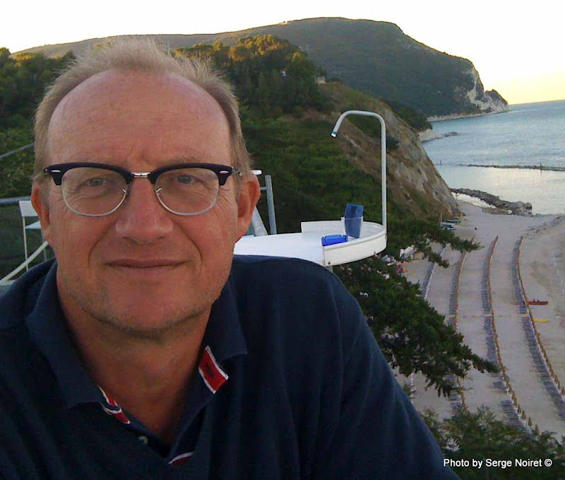 Serge Noiret, HEC Information Specialist, EUI